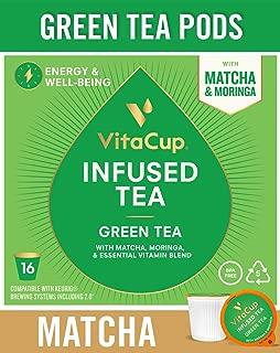 whisking matcha green tea