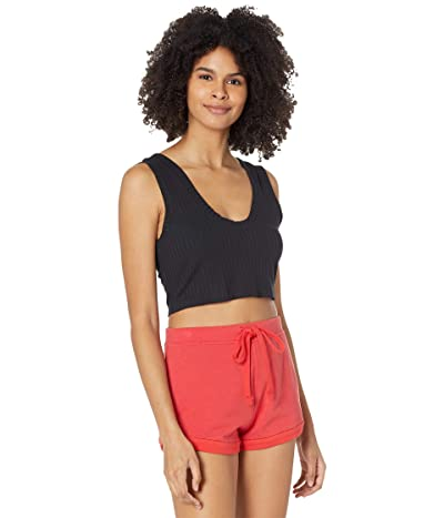 FP Movement Blissed Out Scoop Neck (Black) Women