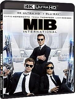 Men in Black: Internacional (4K UHD + BD) [Blu-ray]