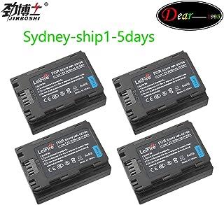 KEENKI 4X NP-FZ100 Z Series Rechargeable Battery Pack for Sony NPFZ100 BC-QZ1 A7RM3 A7R III ILCE-A9 ILCE-9 ILCE9 Alpha A9 Digital Camera