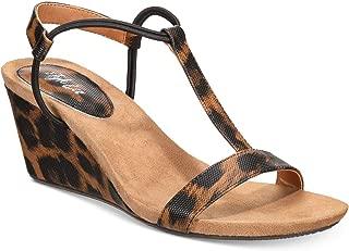 Womens Mulan Open Toe Casual Platform Sandals (Renewed)