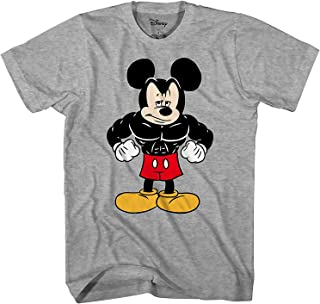 mickey's gym shirt