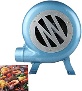 Manually Outdoor Picnic Camping Cooking Hand Crank FAN Grill BBQ Lighters for Charcoal Grills, Tailgating, Campfires, Fire...
