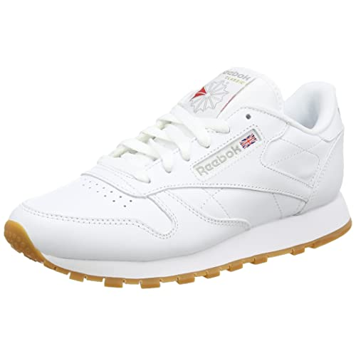 on sale ee036 63482 Reebok Classic Leather, Baskets Basses Femme