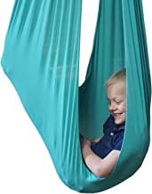 Indoor Therapy Swing for Kids with Special Needs by Sensory4u (Hardware Included) Snuggle Swing | Cuddle Hammock for Child...
