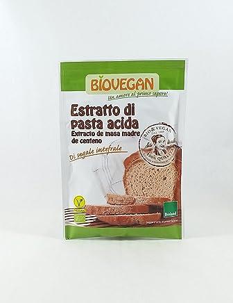 Extracto de centeno de masa madre de trigo 30 g BIO