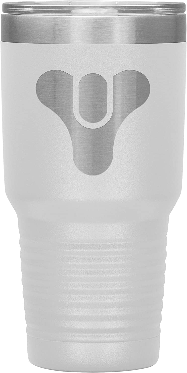 Destiny Tricorn Logo 30oz Insulated latest Lid for Tumbler National products with