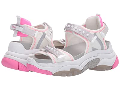 ASH Adapt (White/Dark Pink) Women