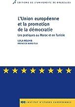 Livres L'Union européenne et la promotion de la démocratie: Les pratiques au Maroc et en Tunisie (Etudes européennes) PDF