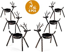 Best large reindeer decorations Reviews