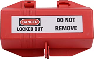 Plug Lockout Device for 220V Plug Lockouts