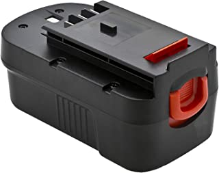 ExpertPower 18v 1500mAh NiCd Battery for Black & Decker 244760-00 A18 HPB18 HPB18-OPE Firestorm A18 FS180BX FS18BX FS18FL FSB18