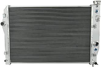 ALLOYWORKS 4 Row Aluminum Radiator For 93-02 Chevrolet Camaro Z28/ Pontiac Firebird 5.7L V8