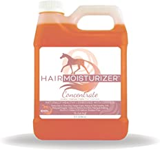 Healthy Hair Care Products 32 fl oz Concentrate Hair Moisturizer for Horses Makes Up To 2 Gallons