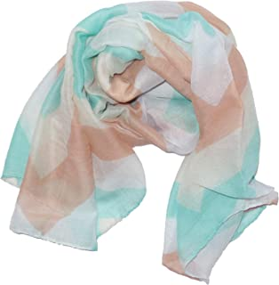 Icon Collection Fashion Wrap Scarf Long Soft Light Womens & Girls Viscose Scarves