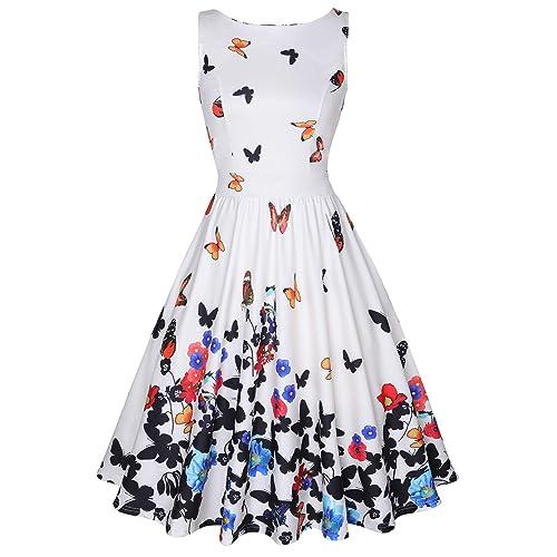 Cotton Baby Girls Frock Dress Love Butterfly Print Lycra®