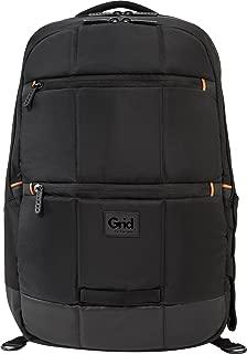 Targus GRID Advanced Backpack for 16-Inch Laptops, 32 Liter Capacity, Black (TSB849)