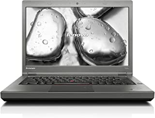 Lenovo Thinkpad T440P Laptop - Intel Core i3, 14 Inch, 500B, 4GB RAM, DOS, Black
