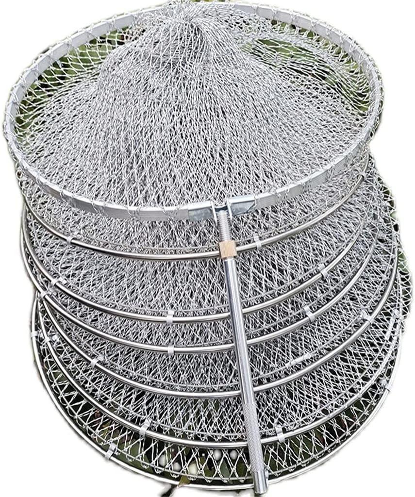 SLATIOM Max 41% OFF Fishing Net Handmade Grey Hand Line Braided trust Quic Folding