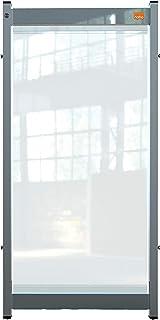 Nobo Divisorio per il Distanziamento Sociale Protettivo da Scrivania, in PVC Trasparente, Alto 1.65m, Premium Plus, 400 x ...