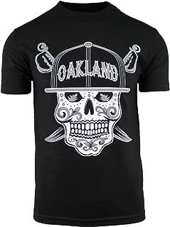 oakland raiders skull t shirts