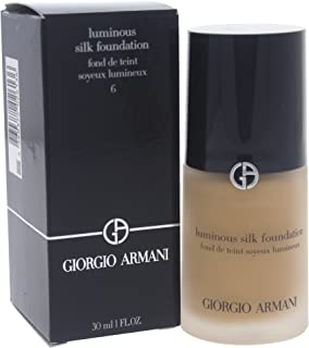 Best armani silk foundation 6 Reviews