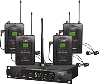 Best carvin wireless monitor Reviews