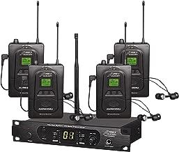 Audio2000'S In-Ear Audio Monitor System (AWM6306U)