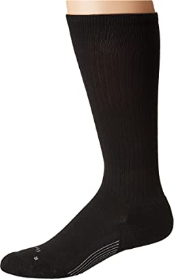Classic Rib Cushion Crew Sock