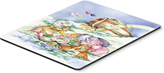 Caroline's Treasures APH0229MP Noah's Ark Mouse Pad, Hot Pad or Trivet, Large, Multicolor