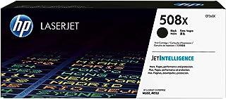 Best HP 508X CF360X Toner Cartridge Works with HP Color LaserJet Enterprise M553 series, M577 series Black High Yield Review