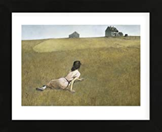McGaw Graphics Christina's World by Andrew Wyeth Framed Print, Multicolor