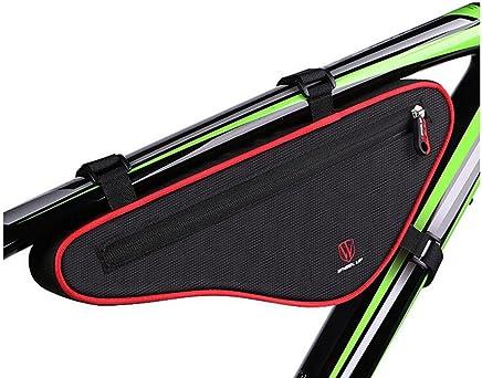 EKOOS Bike Frame Triangle Bag ,Waterproof Bicycle Bags Front Top Tube  Saddle Frame Pouch Bag da4057ab3a587