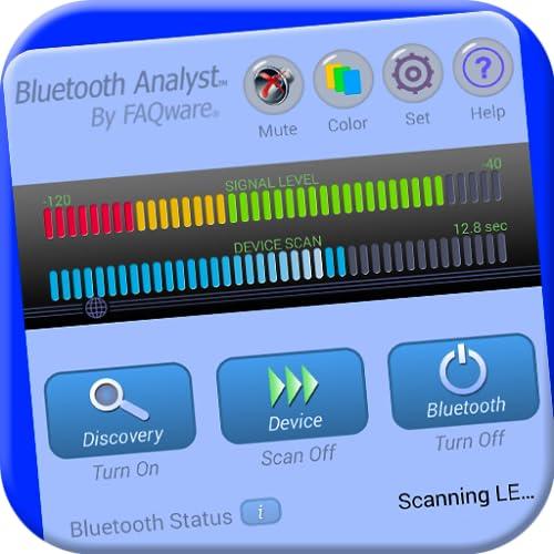 Bluetooth Analyst (Ad Free)