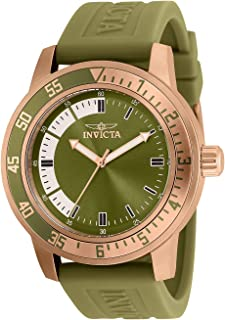 Invicta Men's Specialty 45mm Silicone Quartz Watch