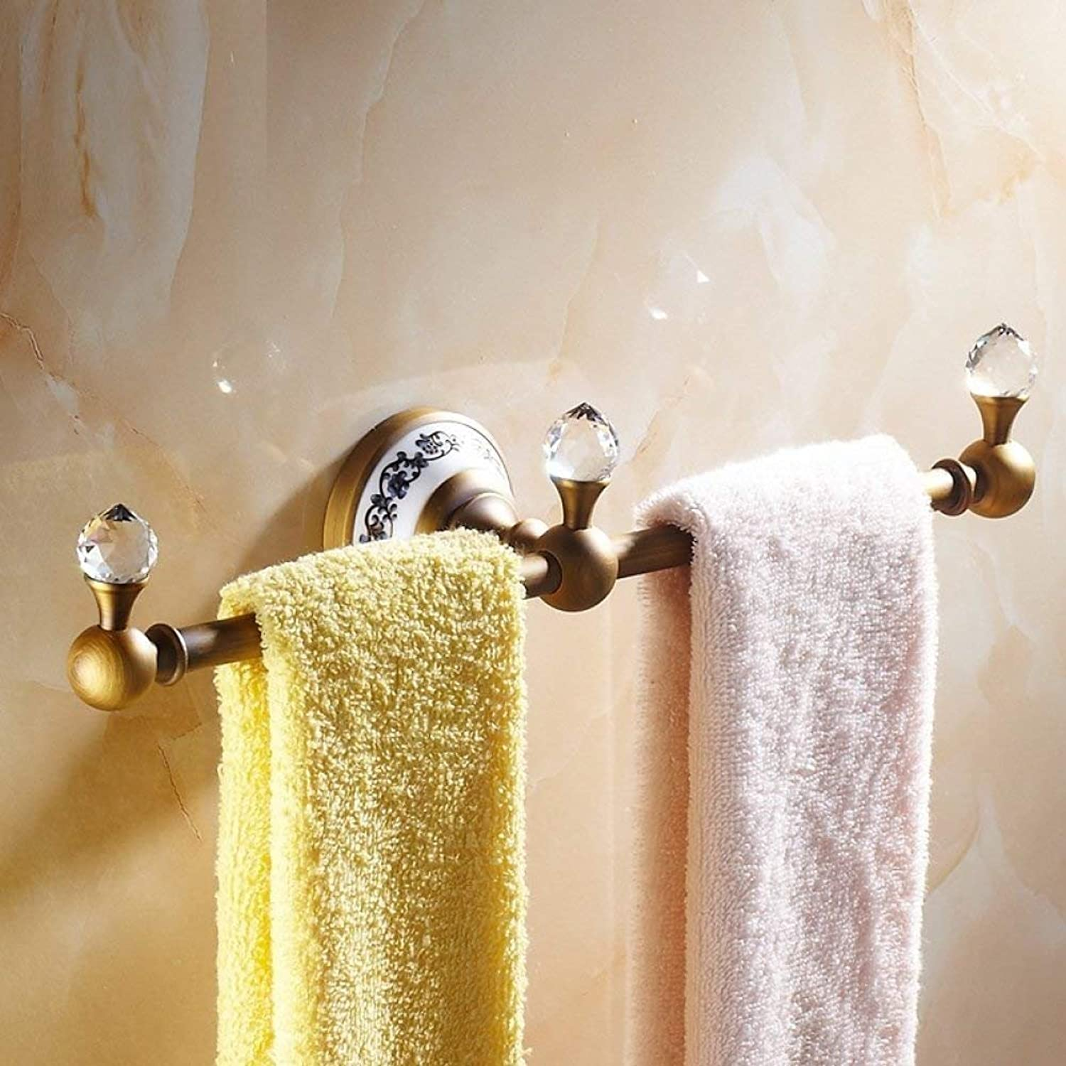 A Dry-Towels Dry-Towels and Bathroom Wall Accessories Copper Brushed European Copper of Baths,gold