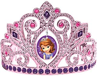 Amscan Sofia The First Electroplated Tiara, Multicolor