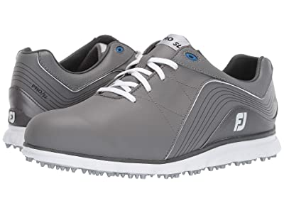 FootJoy Pro SL Spikeless (Grey/White) Men