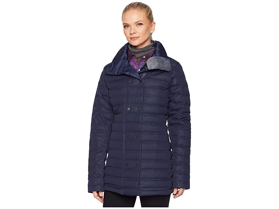 Mountain Hardwear StretchDown Coat (Dark Zinc) Women