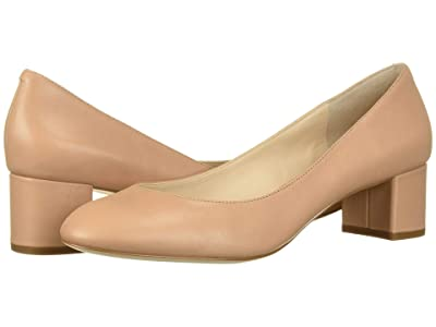 Cole Haan Lesli Pump 50 mm (CH Nude Leather) Women