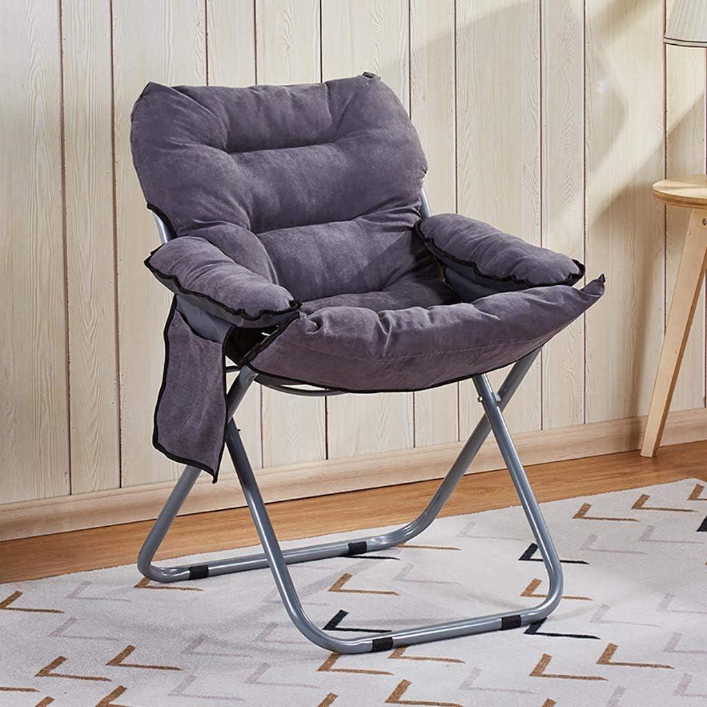 Chaise Chaise pliante Tatami Fauteuil Lavable Ordinateur Salon Dortoir Chaise longue (Couleur : F) J