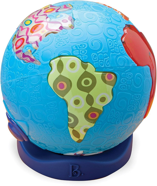 suministramos lo mejor B. Mundial GlowBall Musical Musical Musical Juguete  salida