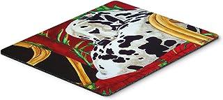 Caroline's Treasures Sunday Nap Dalmatian Mouse Pad, Hot Pad or Trivet, Multicolor (AMB1118MP)