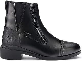 Cascadia Waterproof Paddock Boot Black Size: 9M