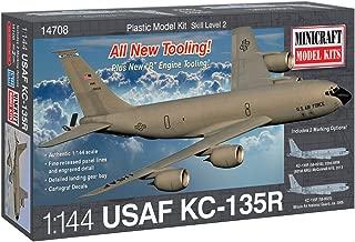 Minicraft Model Kits Kids KC-135R US Air Force Model Kit
