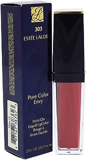Estee Lauder Pure Color Envy Paint-on Liquid Lip Color - 303 Controversial By Estee Lauder for Women - 0.23, 0.23 Ounce
