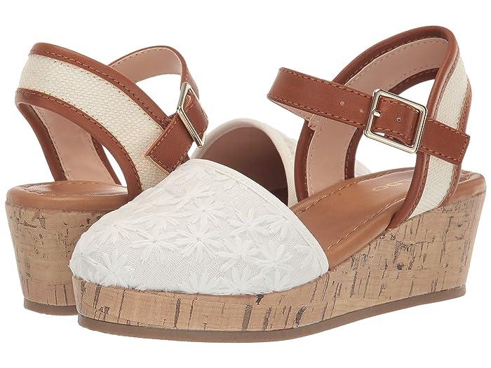 ALDO Kids  Veasen-K (Little Kid/Big Kid) (White) Girls Shoes