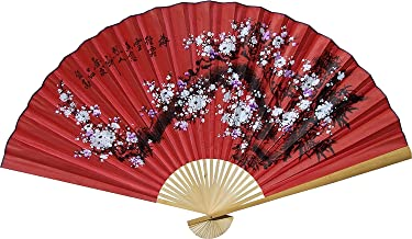 Best chinese fan decor Reviews