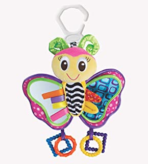"""Playgro 10"""" Activity Friend Blossom Butterfly"""