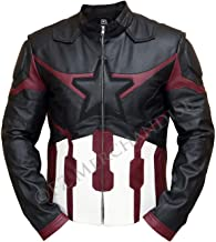Avengers Infinity War Captain America Steve Rogers Chris Evans Costume Jacket